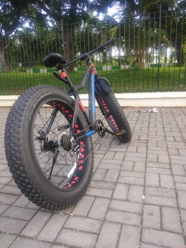 Real – THOR Black Red Blue